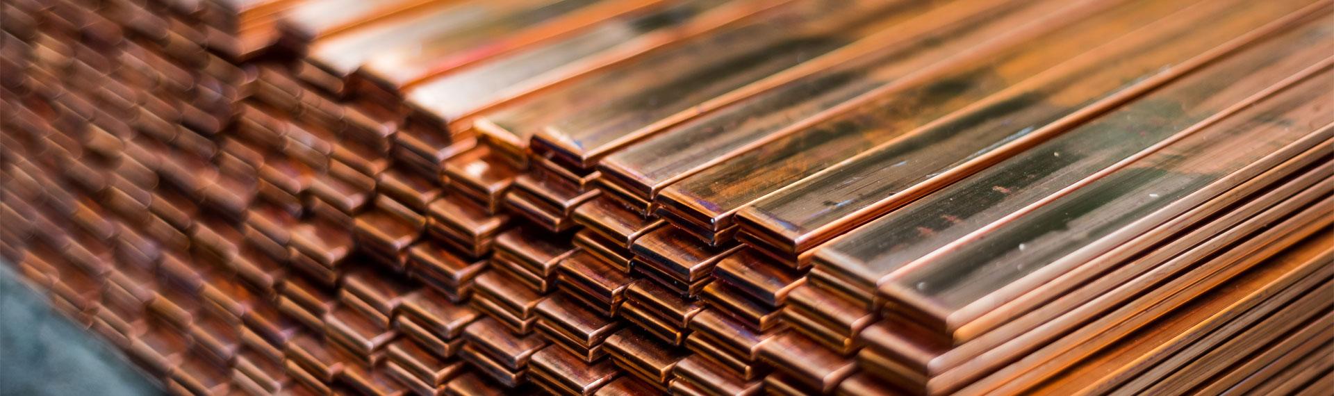 Kupferprofile