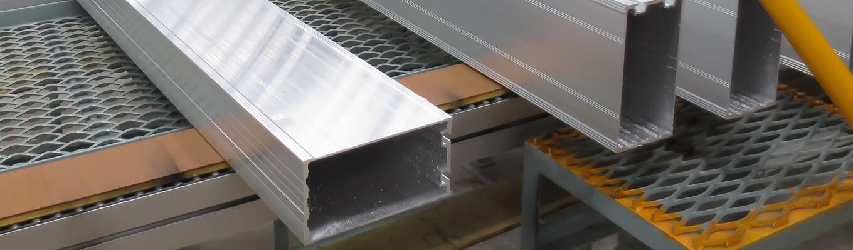 Produktion Strangpressprofile