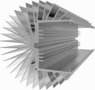 Alustrangpressprofilehersteller